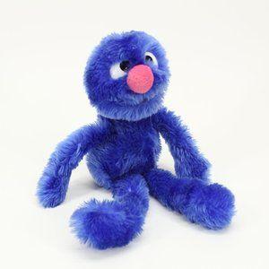Vintage Applause Grover Stuffed Animal Doll